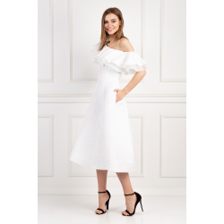 White Lorena Dress