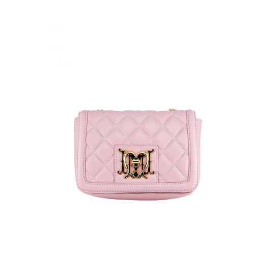 Pink Joy Bag With Chain