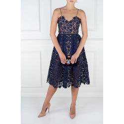 Azaelea Navy Dress
