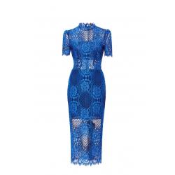 Blue Delila Dress