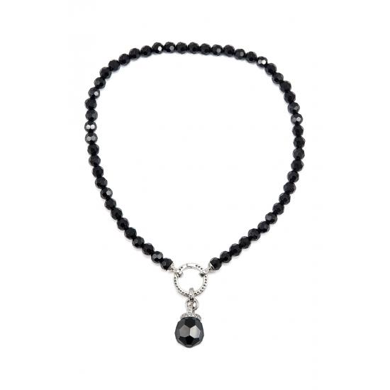 Black Mystery Necklace
