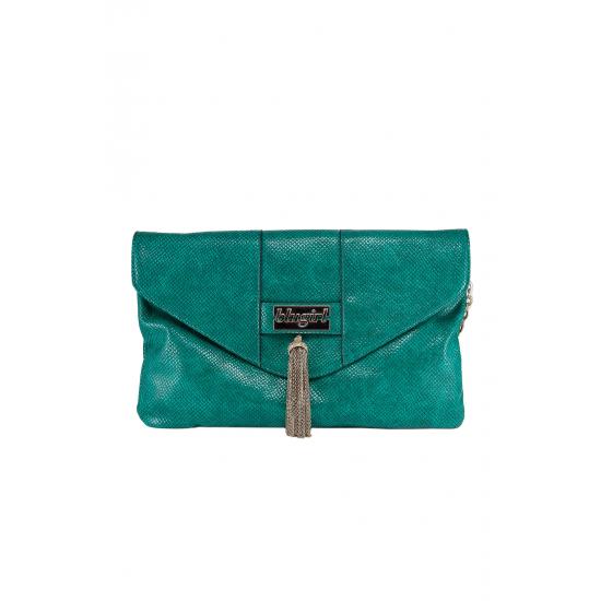 Emerald Green Bag