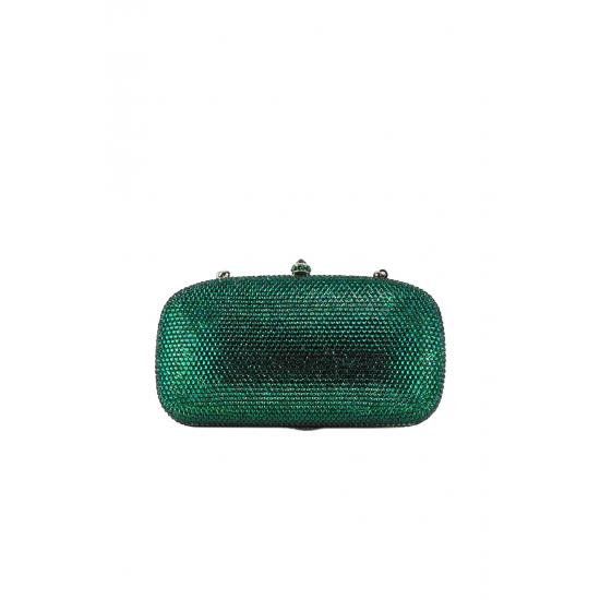 Emerald Shine Clutch