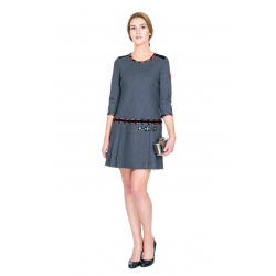 Arquette Wool Dress