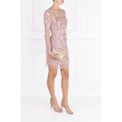 Blush Rose Crystal Dress