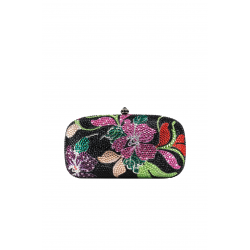 Floral Night Clutch
