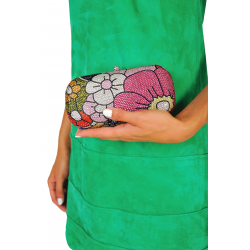 Flower Bouquet Clutch
