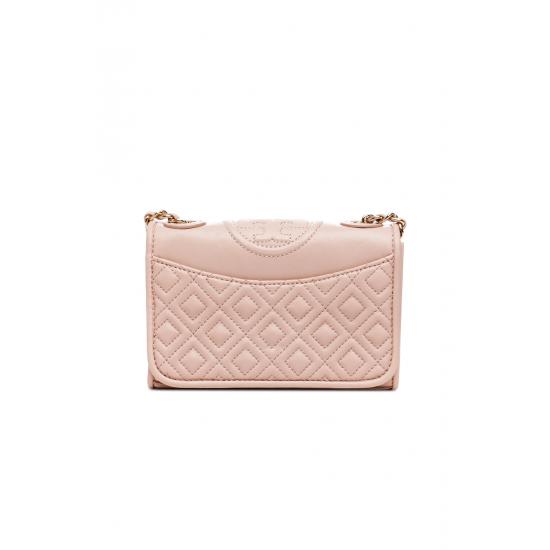 Light Pink Soft Clutch