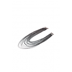 Gunmetal Tone Necklace